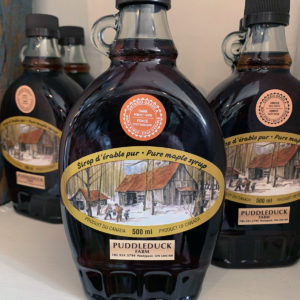Puddleduck Maple syrup