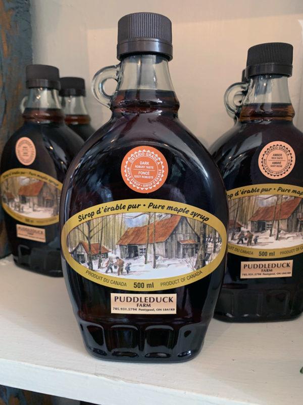 Puddleduck Maple syrup